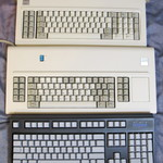 Buckling Springs - Unicomp Ultra Classic 103, IBM 3178 Terminal Keyboard, & IBM Model F.